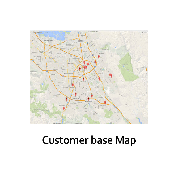 GPS & Customizable Map solutions